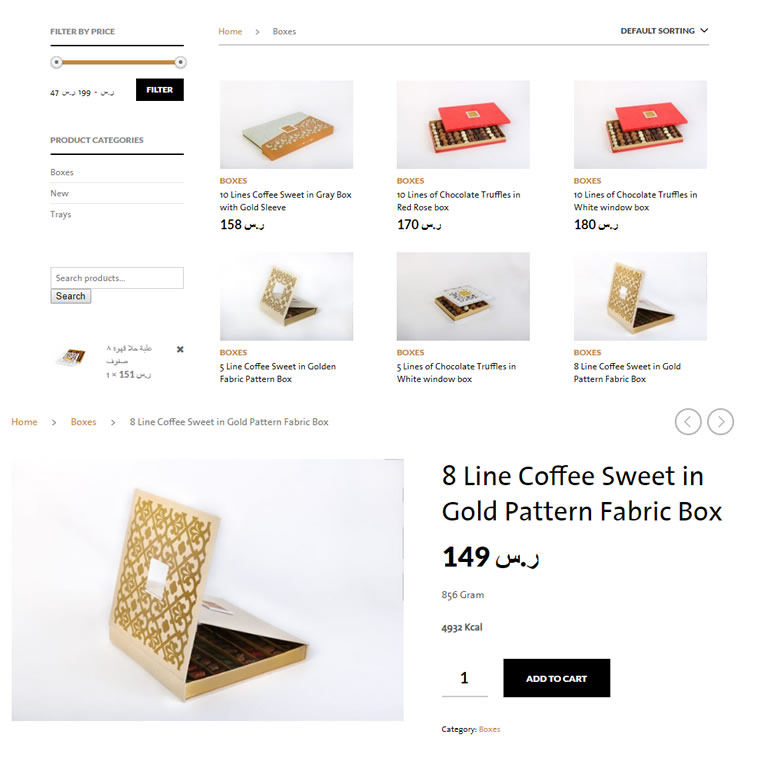 Setup Online Shop for Retail Business