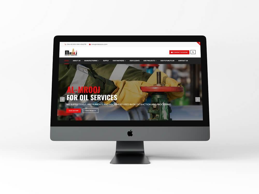 Mrooj Oil Services