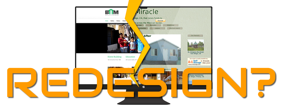 Main Signs That You Need a Website Redesign
