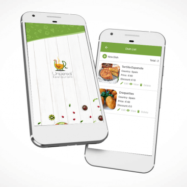 UR Cook App